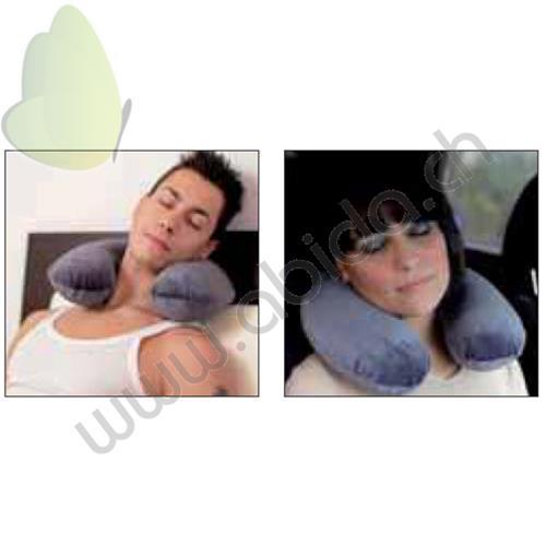 Prodotto mor st343 cuscino cervicale da viaggio in memory foam completamente sfoderabile - Sostegno per leggere a letto ...