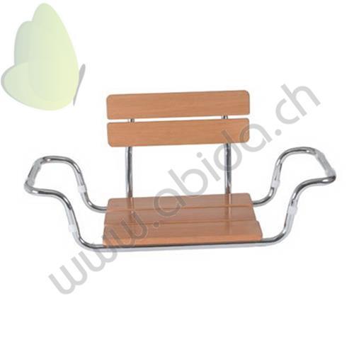 Legno Rs922 Seduta Per Con Sedile Vasca ProdottoMor In Da Bagno tdshQr
