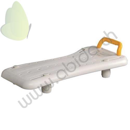 Prodotto Wim 15511060 Sedile Tavola Per Vasca Da Bagno 71 X 32 X 28 Cm In Plastica Antiscivolo Con Maniglia Alloggiamento Porta Sapone E Fori Per L Acqua Regolabile In Larghezza Abida